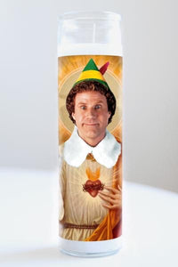 Buddy the Elf Candle