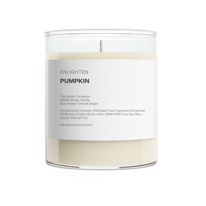 Pumpkin Tumbler Candle - 12oz