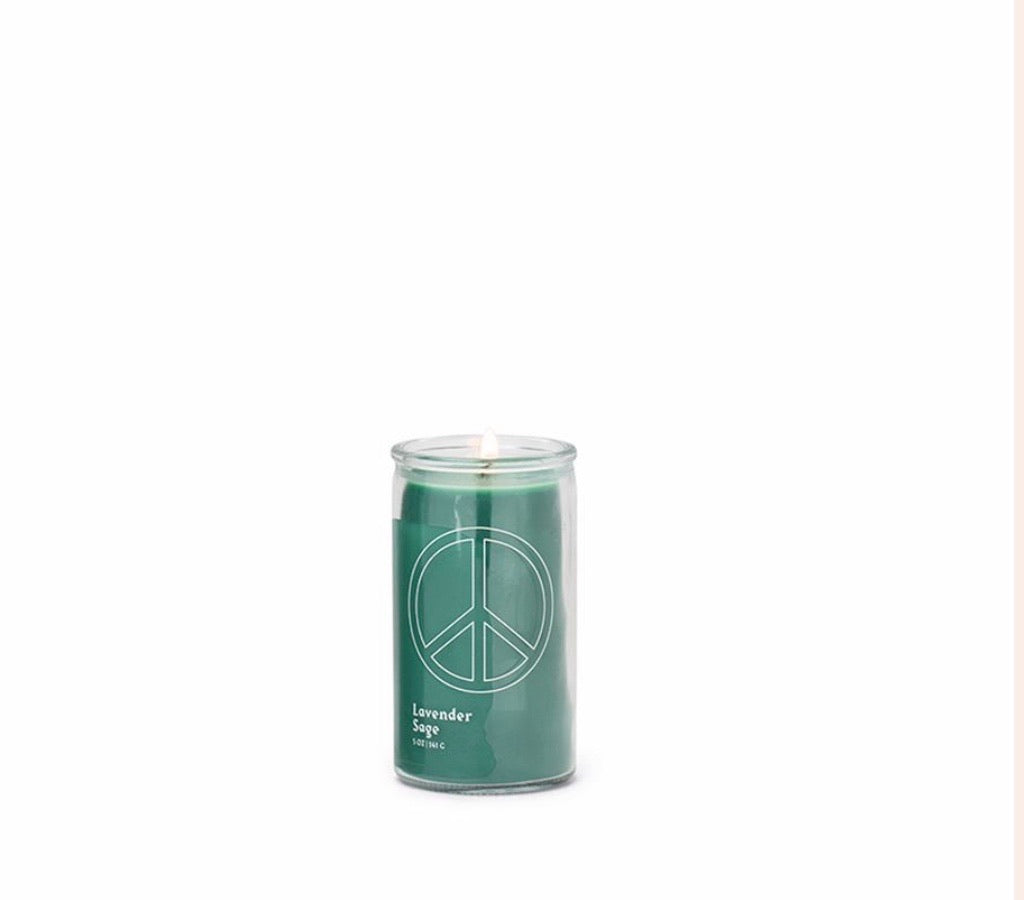 Lavender + Sage - Spark Candle Collection 5oz