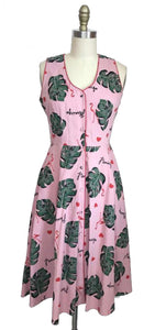 Hotel California Dress - Pink