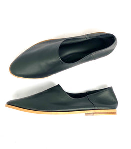 Songbird Leather Cover Flat - Black