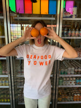 Load image into Gallery viewer, Seafood Tower Tee Shirt by Katie Kimmel