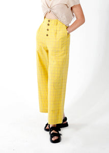 Marshall Pant in Albern - Yellow