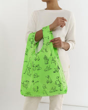 Load image into Gallery viewer, BAGGU Reusable Tote - Doggu