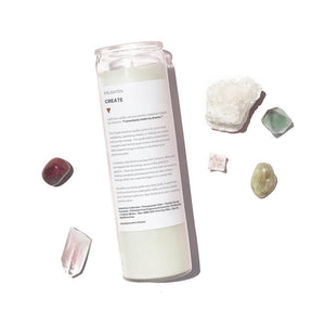 Create Candle - 14oz Mantra