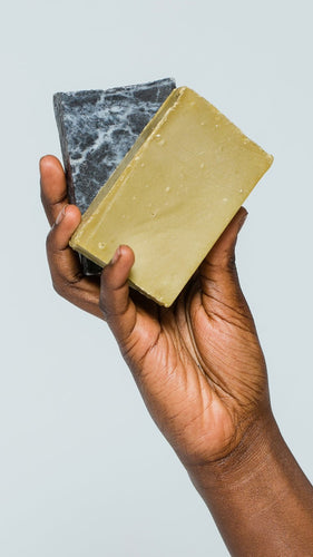 Waterfall | Aloe Vera & Spirulina Bar Soap
