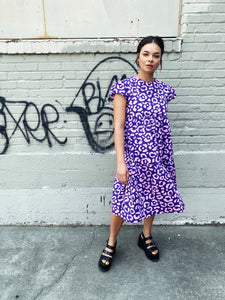 Nooworks Frida Dress - Cheeta Spot
