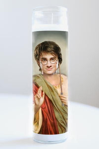 Harry Potter Candle