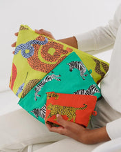 Load image into Gallery viewer, BAGGU Go Pouch Set - Fancy Animal