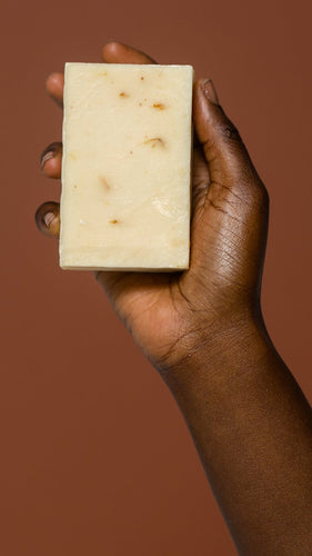 Wura | Turmeric & Saffron Bar Soap