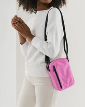 Load image into Gallery viewer, BAGGU Sport Crossbody - Bright Pink
