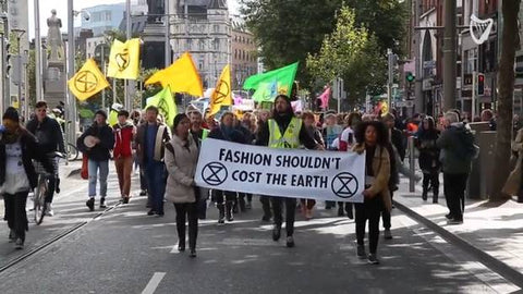 Extinction Rebellion Sustainable Fashion Glossary