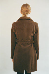 [sustainable coat] - [safi the brand]