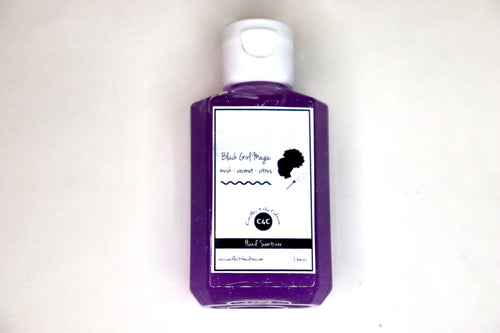 Black Girl Magic Hand Sanitizer