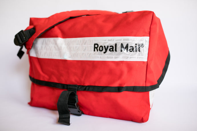 The Unexpected Second Life of a British Royal Mail Bag