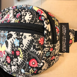 fanny pack close-up