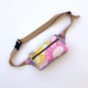Vintage Fabric Fanny Pack