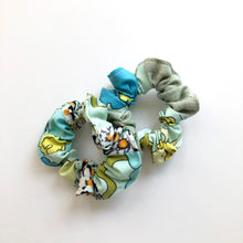 Load image into Gallery viewer, NEW!  Scrap Scrunchies - set of 2