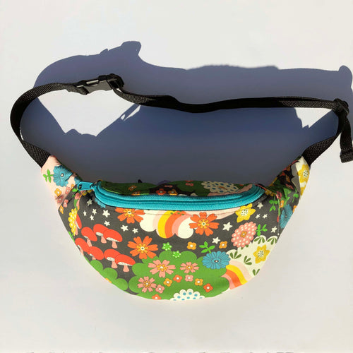 Crescent Fanny Pack