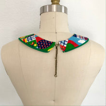 Load image into Gallery viewer, Retro Fabric Detachable Collar