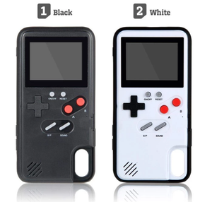 36 Classic GameBoy iPhone Game Case