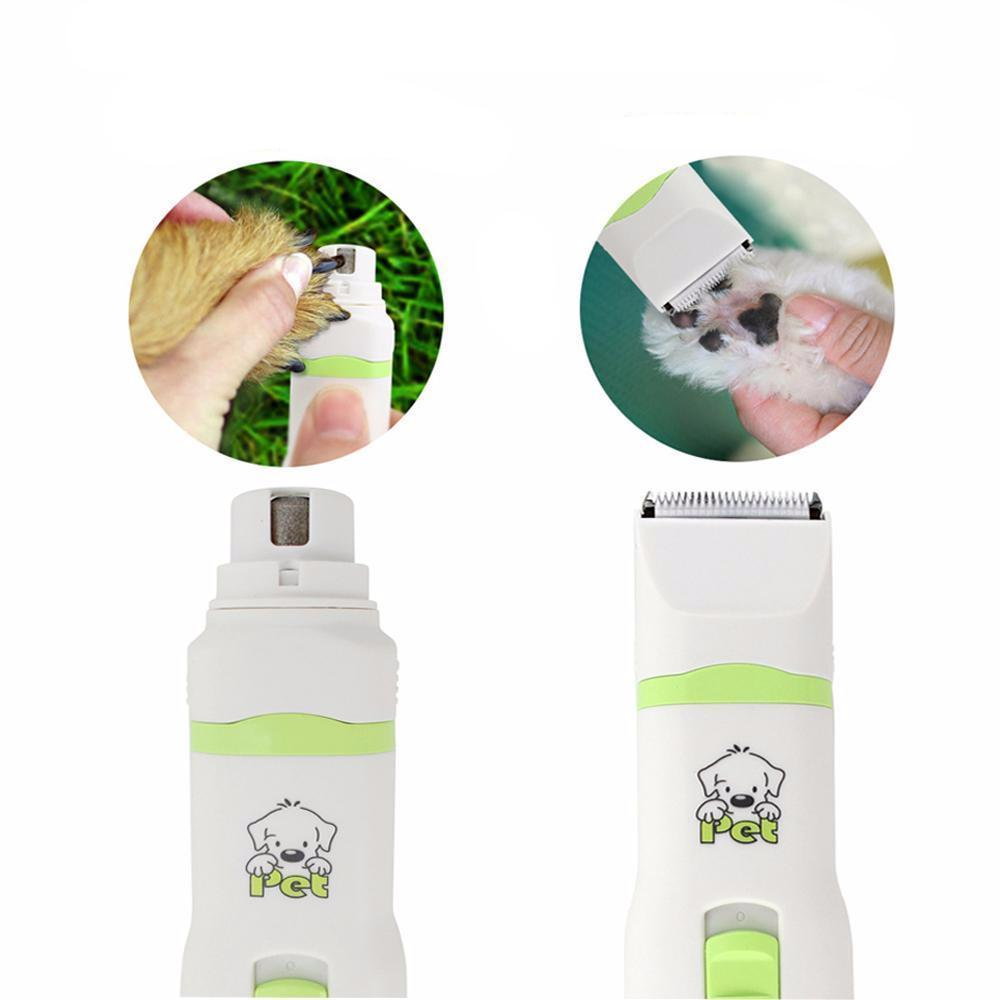 Ultimate Pet Grooming Tool (2 in 1)