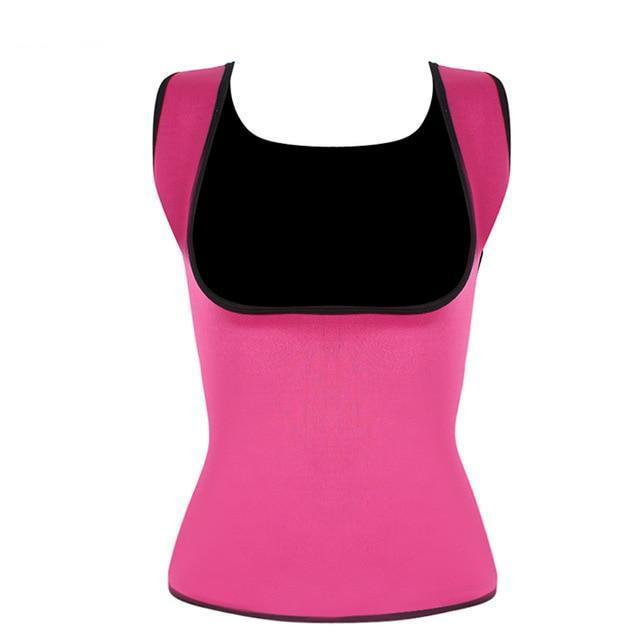 Neoprene Slimming Waist Trainer Tank Top Vest