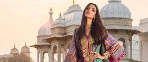 Sana Safinaz | Karnool Block Print Collection'20
