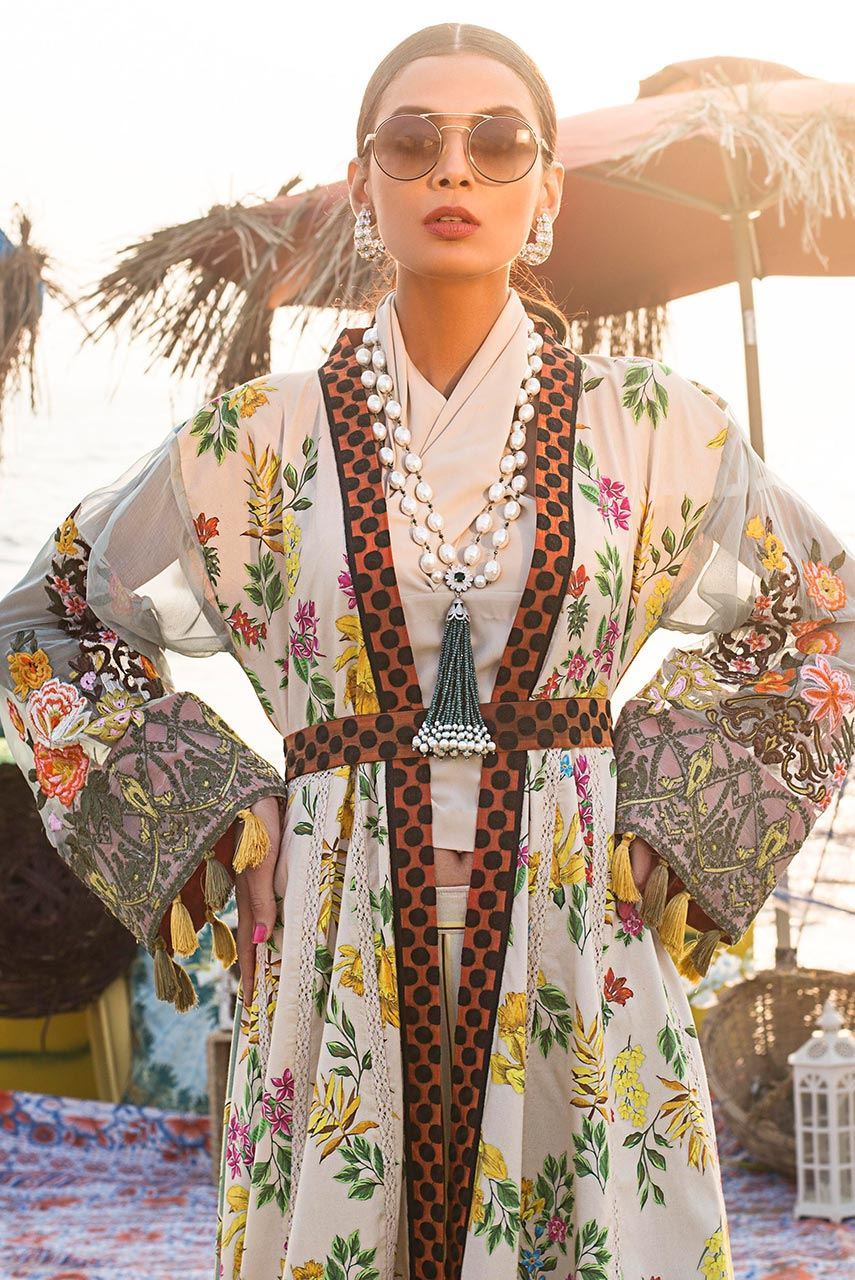 Orchid - AISS02 [Ayesha Ibrahim Luxury Lawn'19]