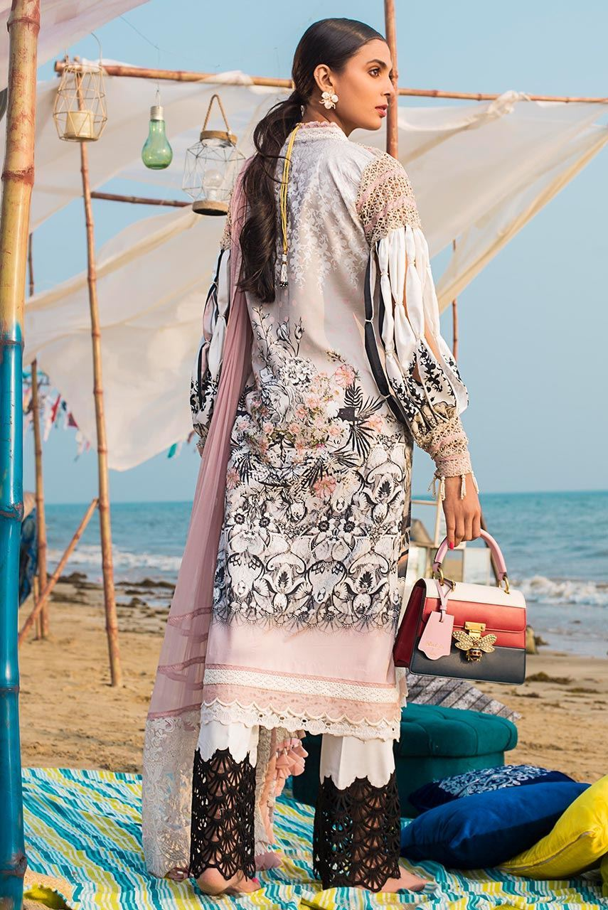 Enchant - AISS05 [Ayesha Ibrahim Luxury Lawn'19]