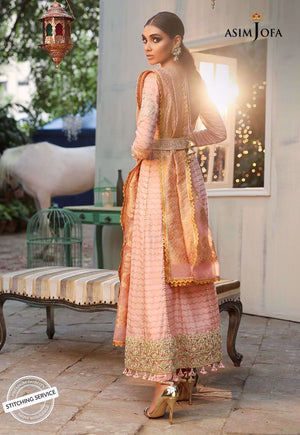AJCN-09 [Asim Jofa - Signature Embroidered Collection'19]