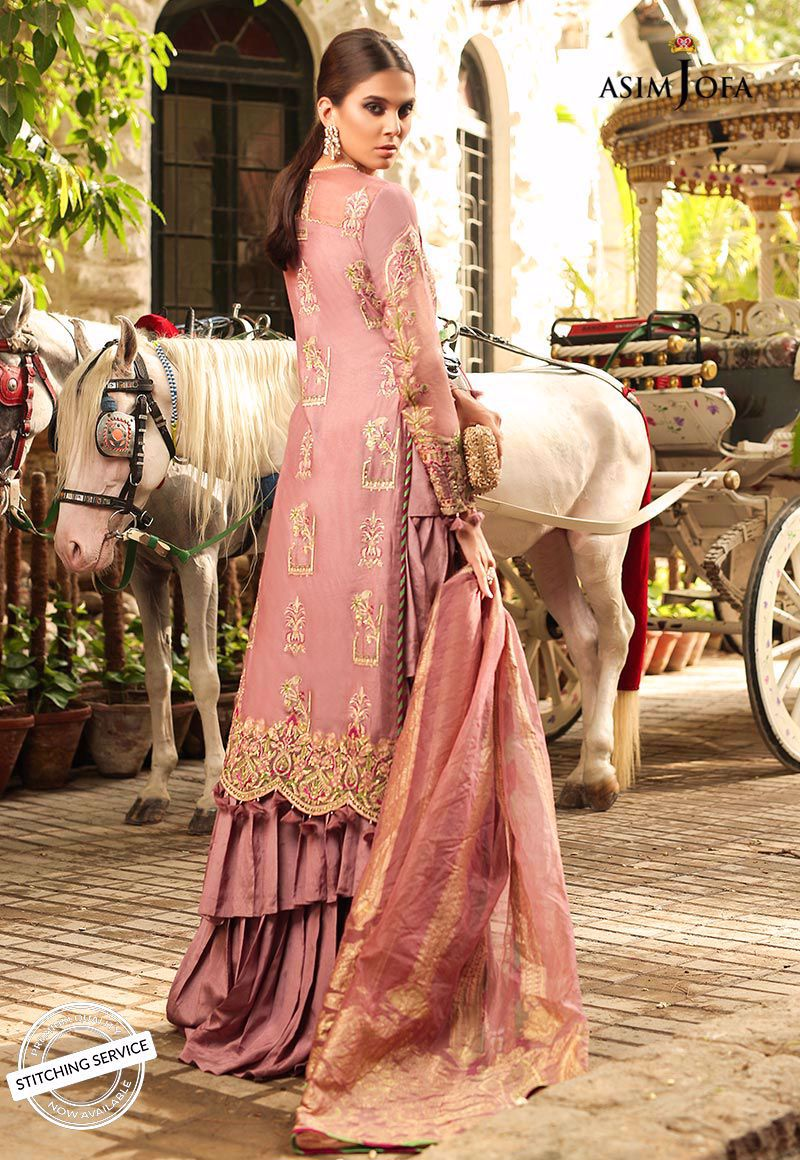 AJCN-07 [Asim Jofa - Signature Embroidered Collection'19]