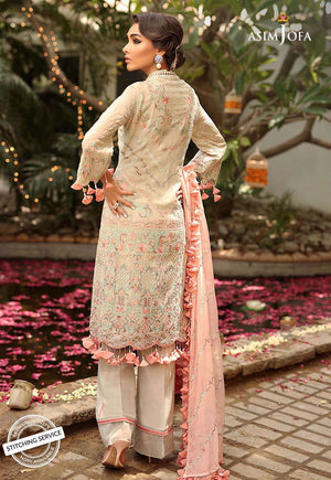 AJCN-01 [Asim Jofa - Signature Embroidered Collection'19]