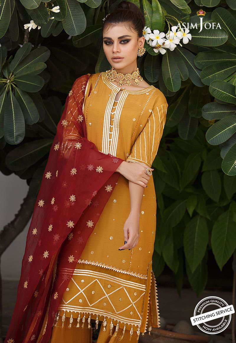 AJZ-08 (Asim Jofa - Zartaar Collection)