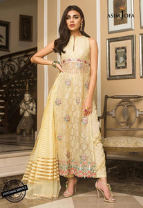 AJO-07 [Asim Jofa - Organza Collection]