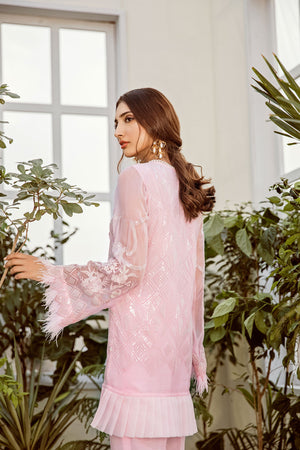 CLAMARE BLUSH (Coir - Luxury Chiffon Collection Volume - V)