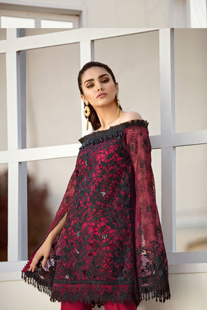 SCARLETT DANDDELION (Coir - Luxury Chiffon Collection Volume - V)