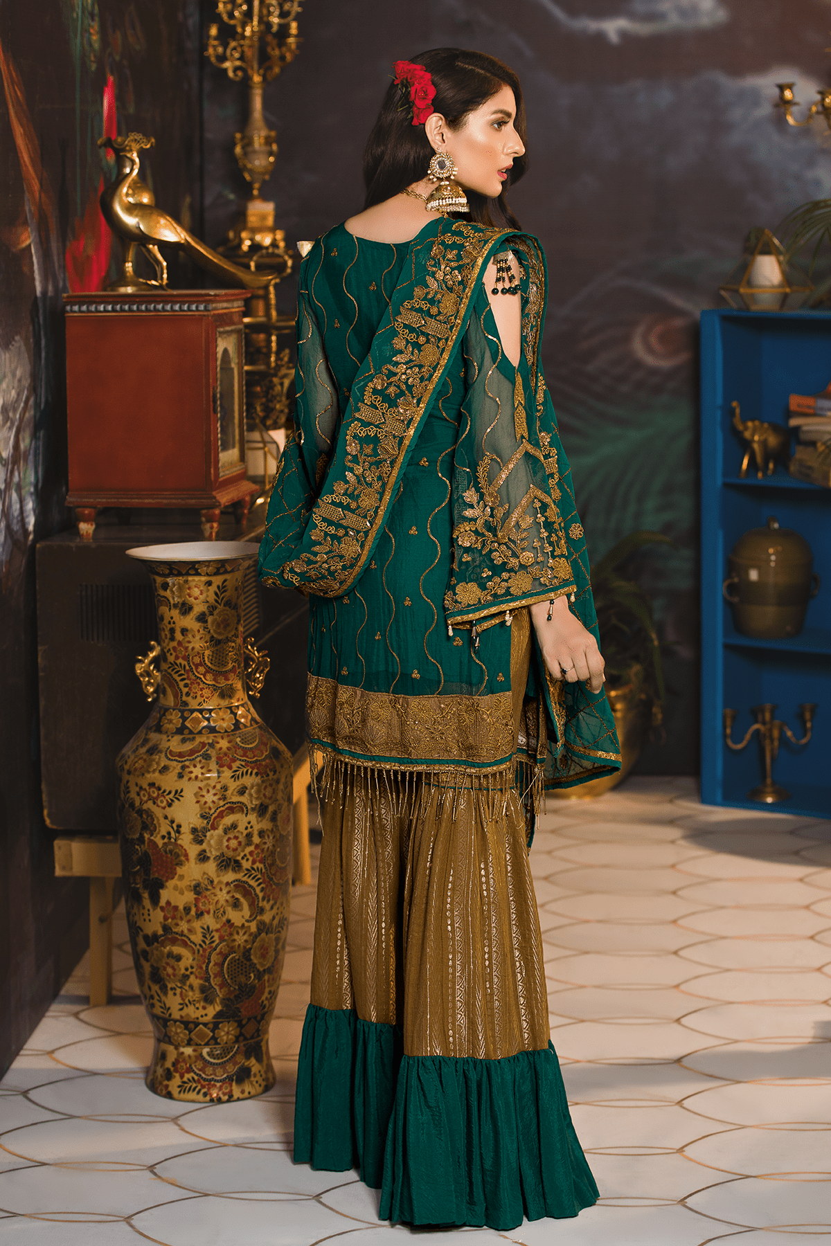 EA-710 [Emaan Adeel Luxury Chiffon Vol 7]