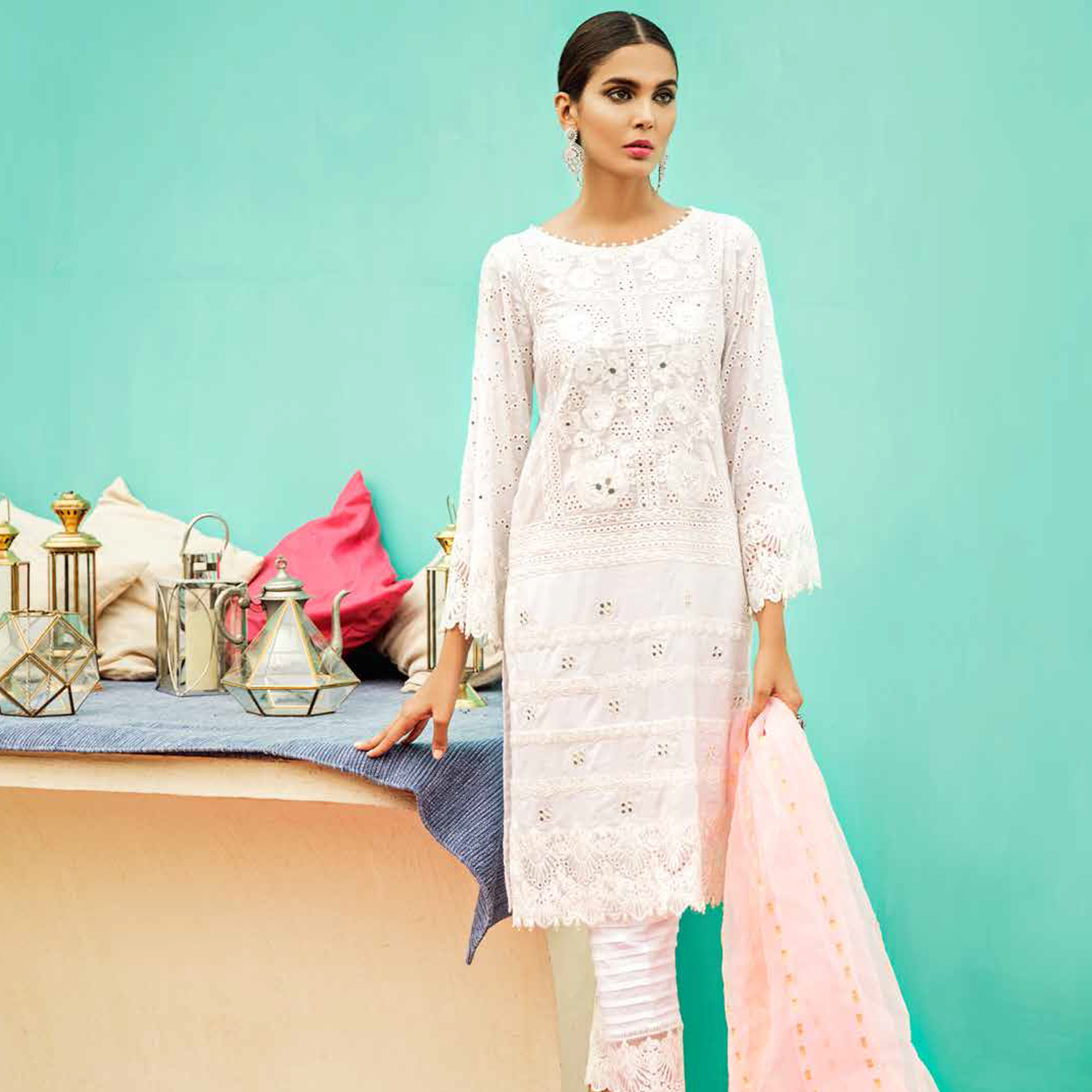 Glamour Hour - ED44 [Charizma Eid Collection 2019]