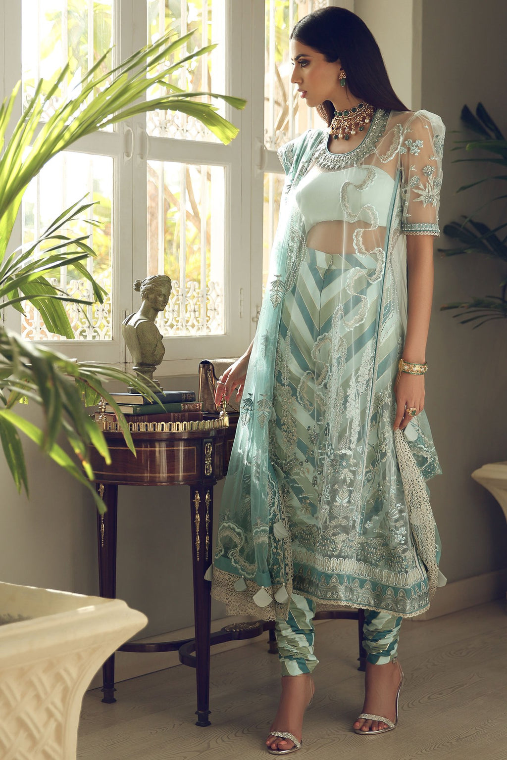 EC-03 Nuriye (Elan Tresor Chiffon Collection'19)