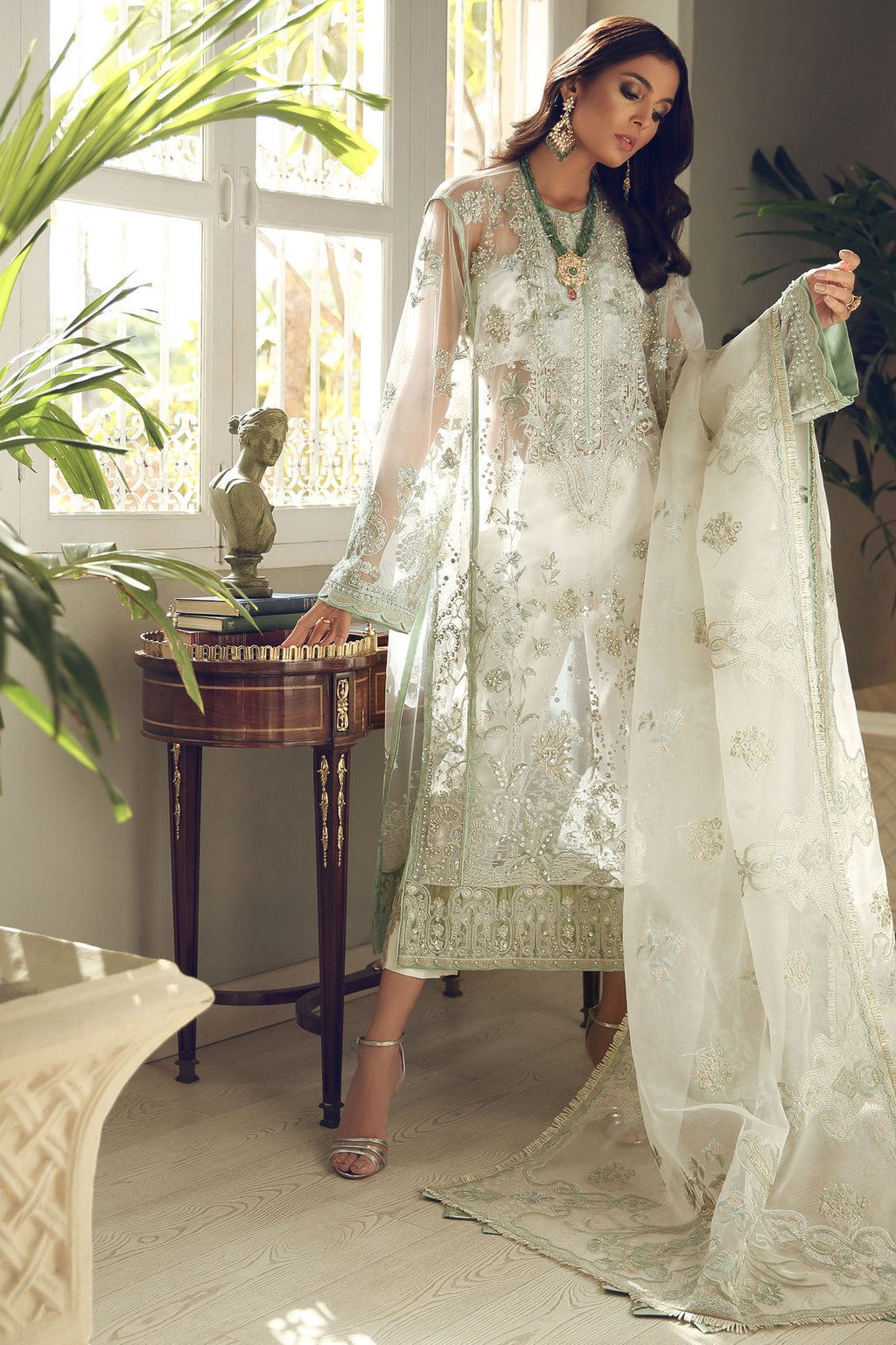 EC-04 Aysel (Elan Tresor Chiffon Collection'19)