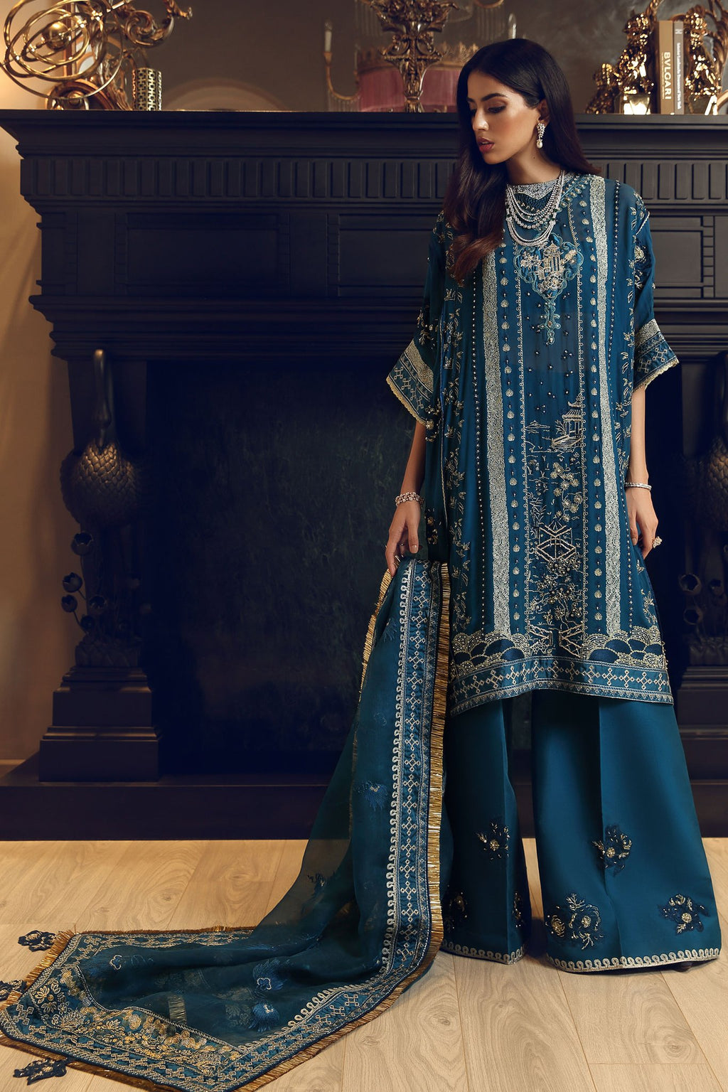 EC-06 Kevser (Elan Tresor Chiffon Collection'19)