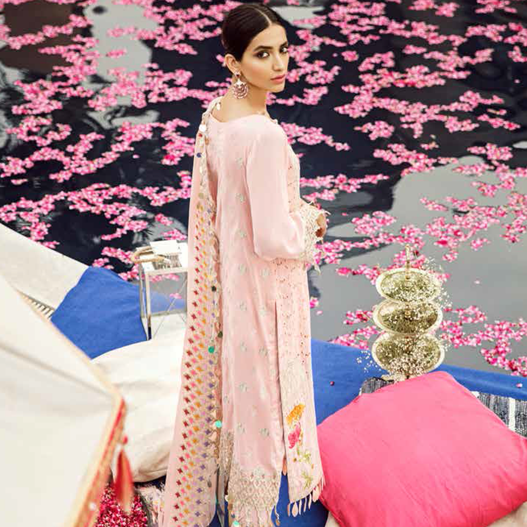 Floral Fiesta - ED36 [Charizma Eid Collection 2019]