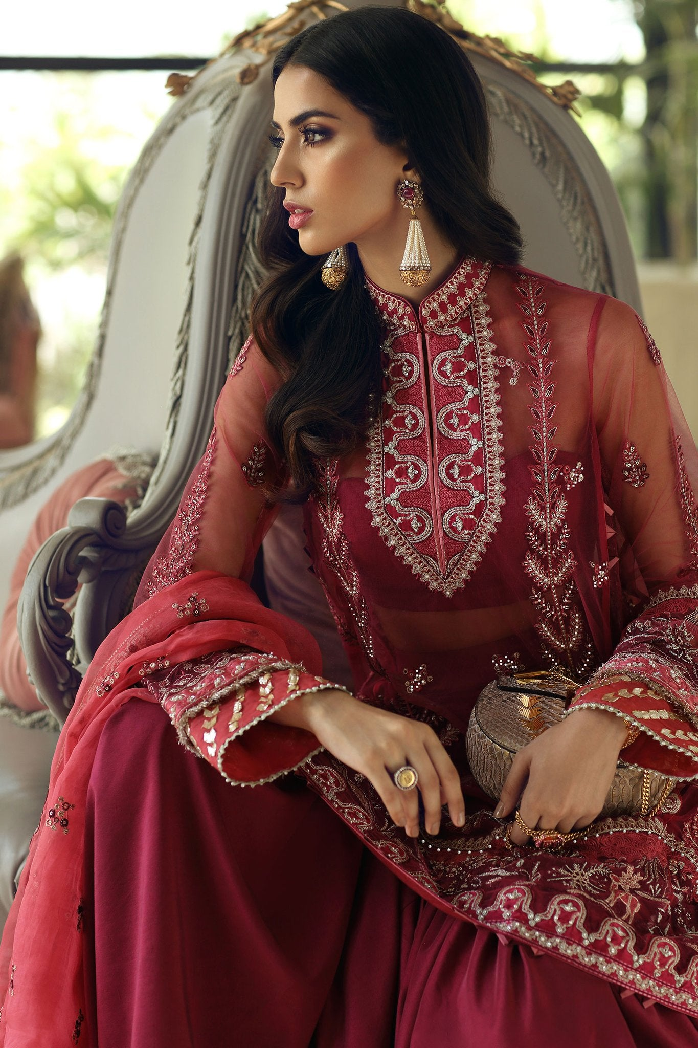 EC-02 GUL (Elan Tresor Chiffon Collection'19)