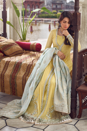Asin QF - 05 (Qalamkar Raiza Wedding Collection)