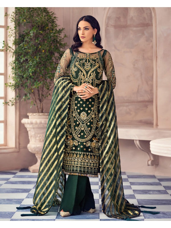 Azure | AG-01 | Gulaal | Alayna | Unstitched Luxury Formals'20