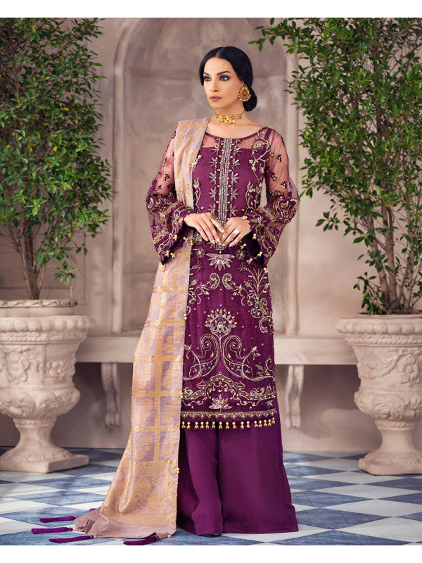 Anahita | AG-02 | Gulaal | Alayna | Unstitched Luxury Formals'20