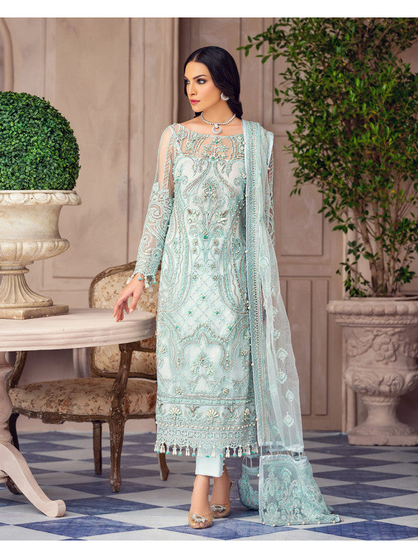 Luna | AG-03 | Gulaal | Alayna | Unstitched Luxury Formals'20