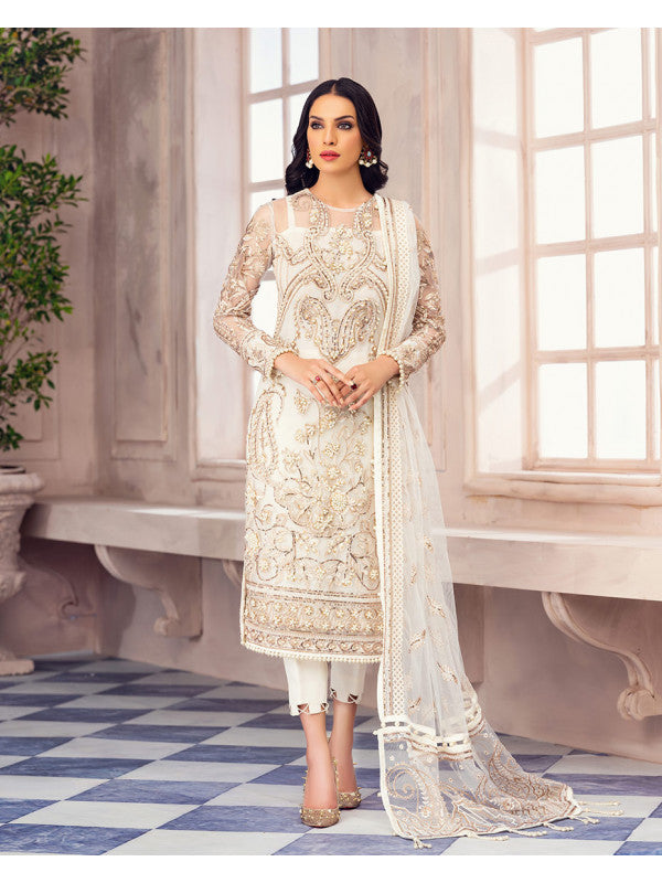 Inzar | AG-04 | Gulaal | Alayna | Unstitched Luxury Formals'20