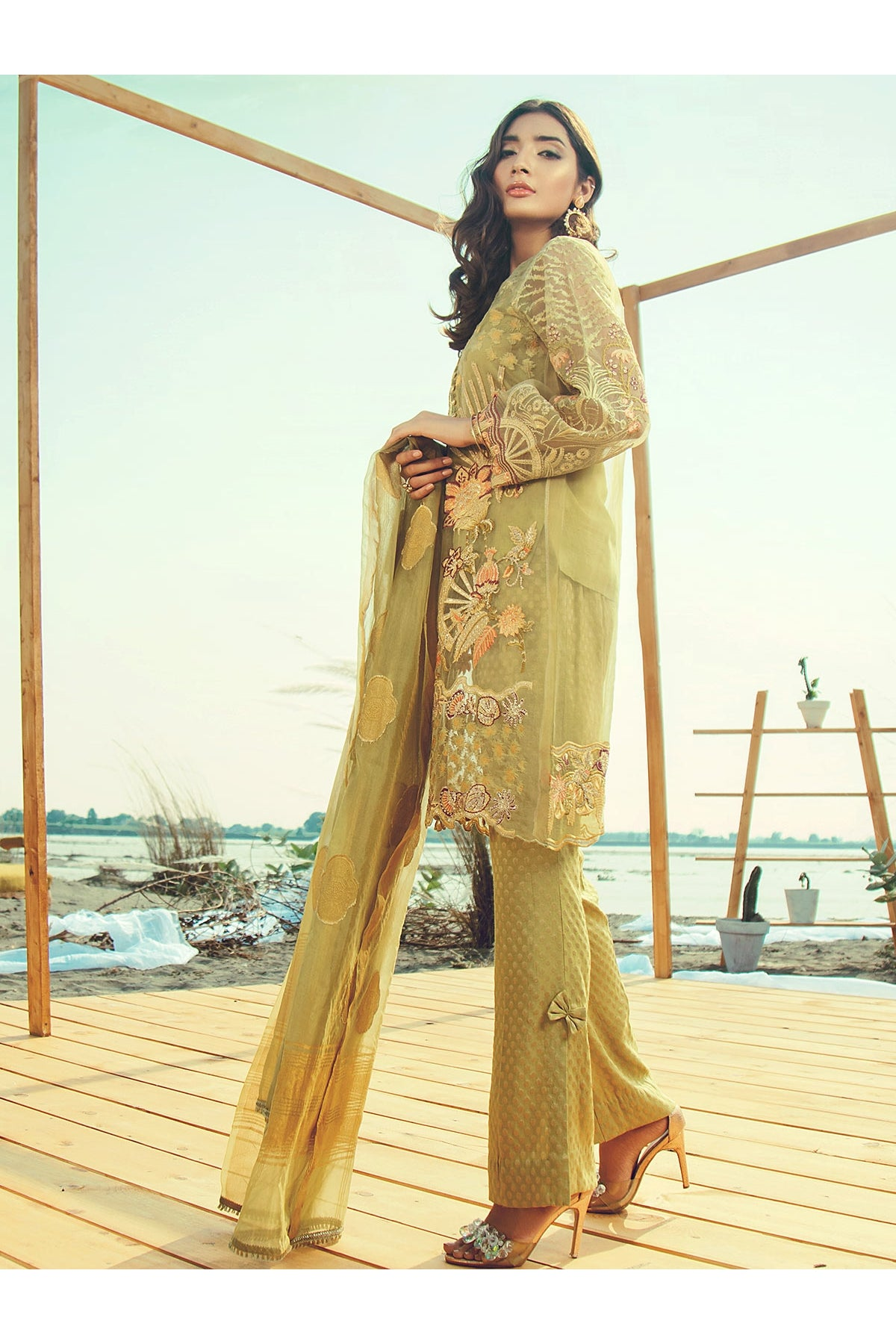 Crest 02 (Rajbari - Luxia Formal Collection)